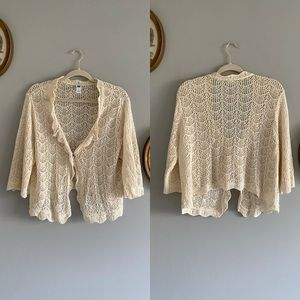 ✨Old Navy✨ lace shawl